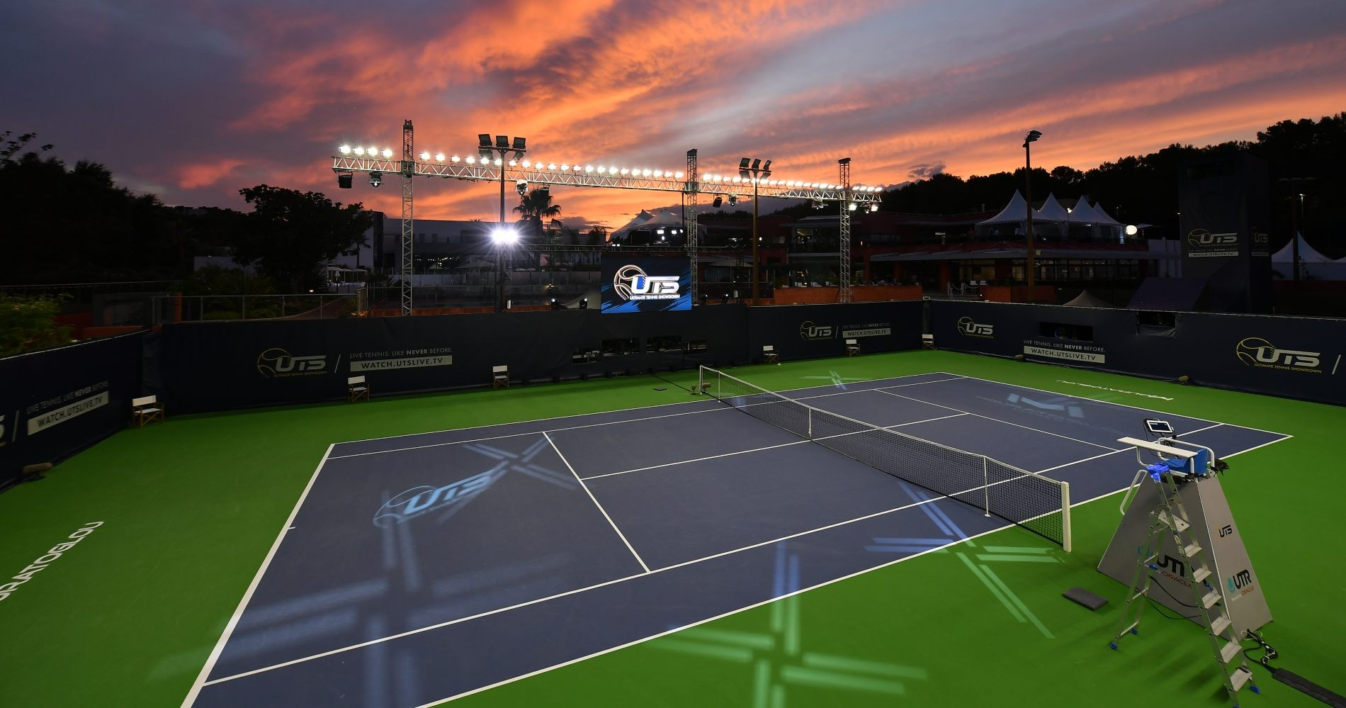 Court central - Mouratoglou Tennis Academy - UTS