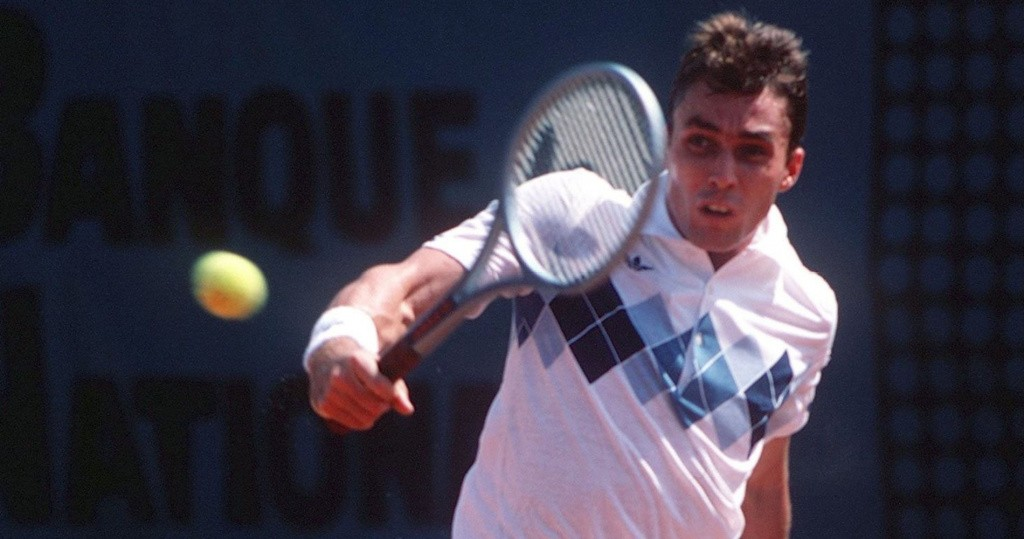 Ivan Lendl, 1984 French Open