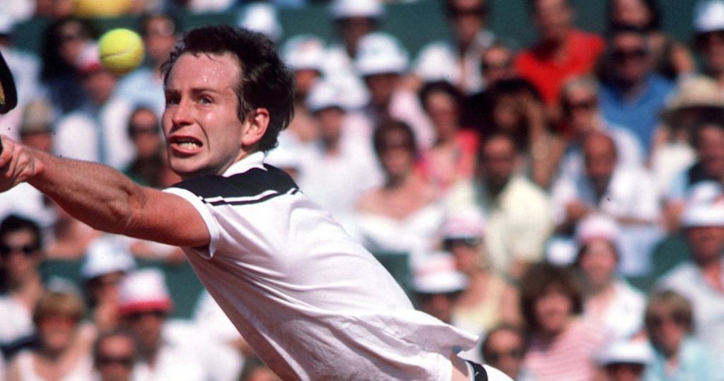John McEnroe, 1984 French Open