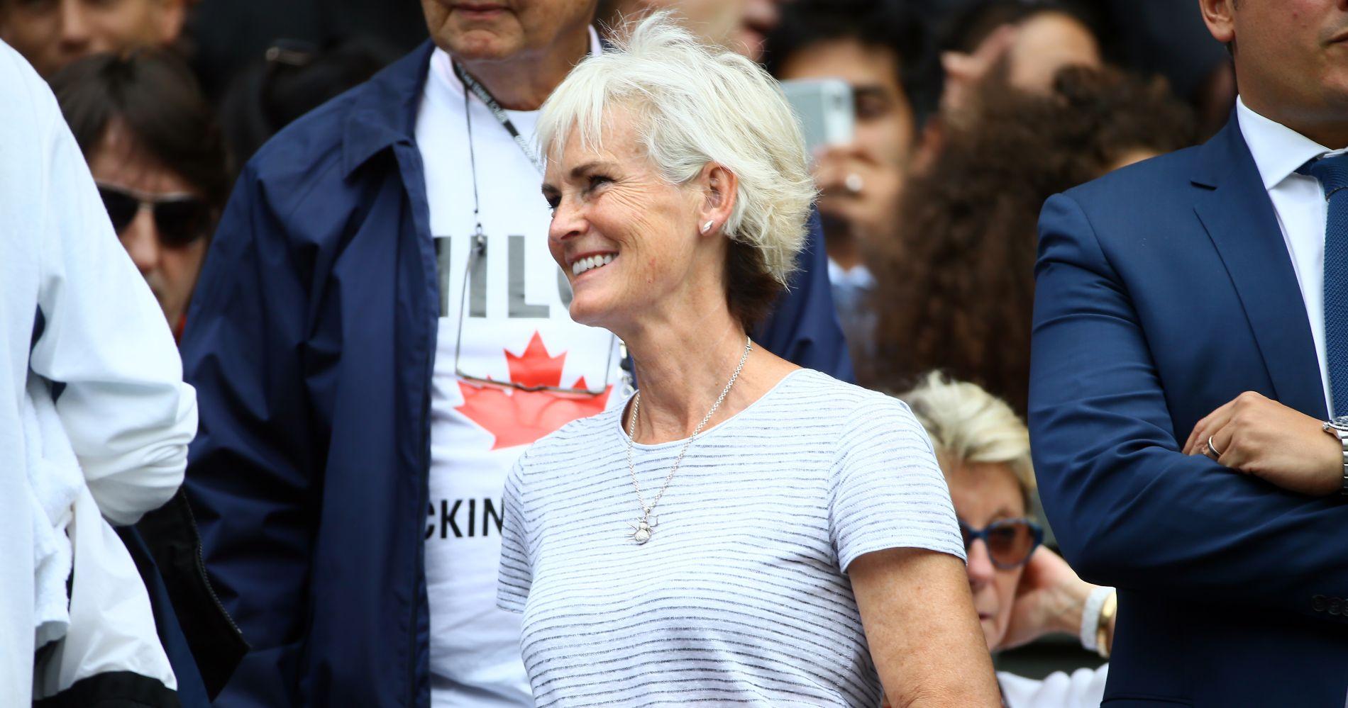 Judy Murray - US Open