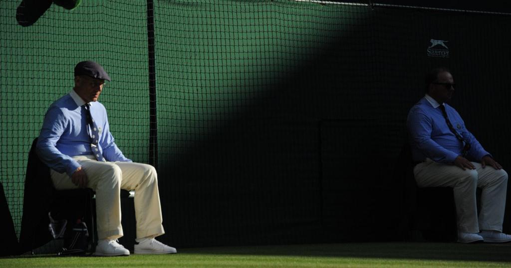 Va t-on pouvoir jouer avec des juges de lignes à la reprise du tennis ?