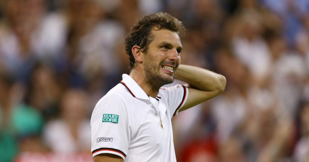 Julien Benneteau, Wimbledon 2012