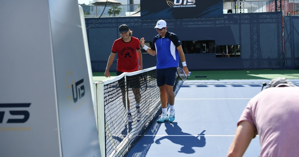 Lucas Pouille and Elliot Benchetrit, UTS 2020