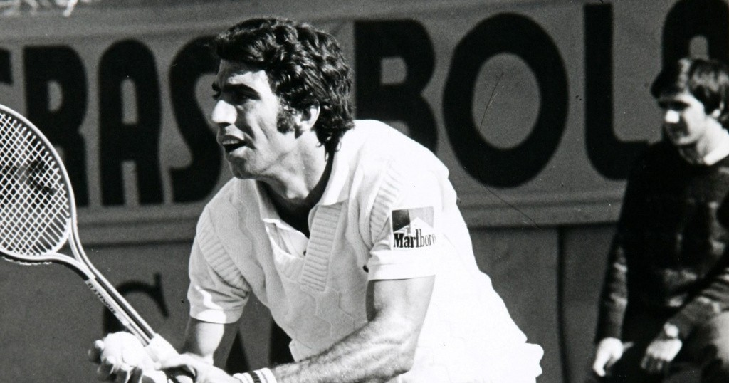 Manuel Orantes, French Open