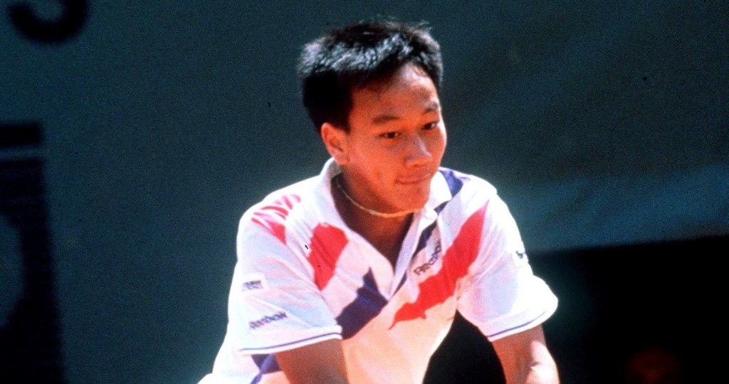Michael Chang, 1989 French Open (Roland-Garros)