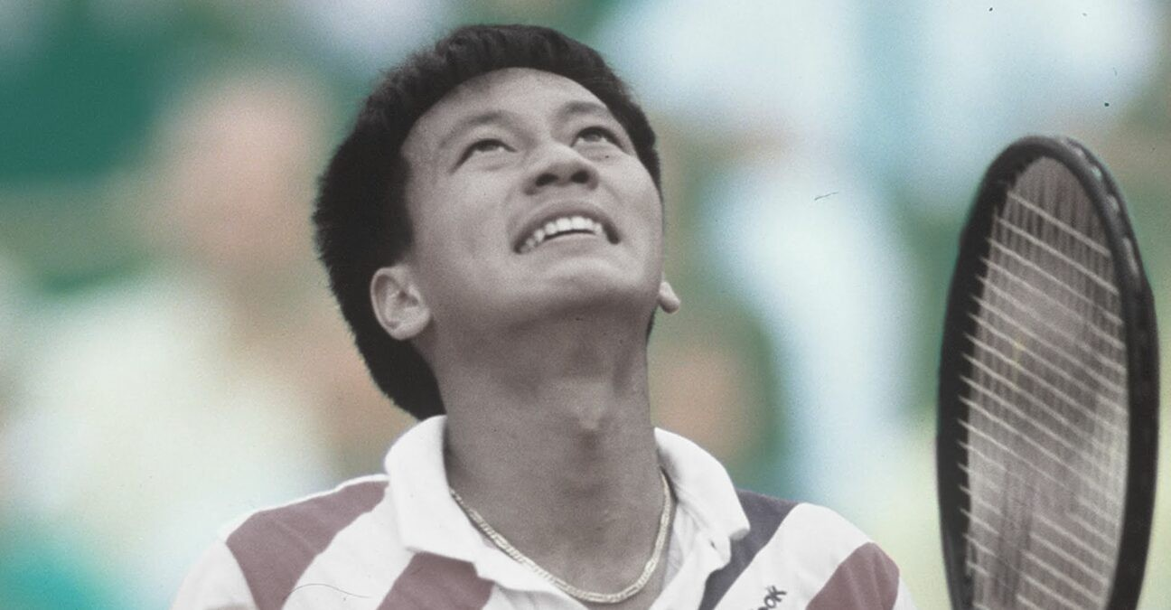 Michael Chang, 1989 French Open (On this day)