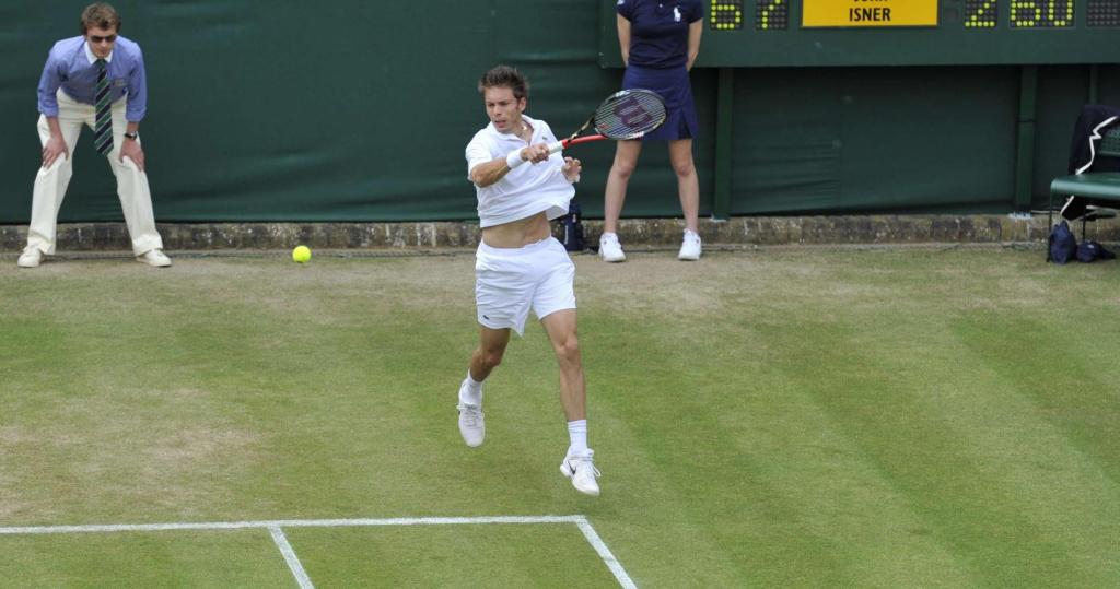 Nicolas Mahut, Wimbledon 2010