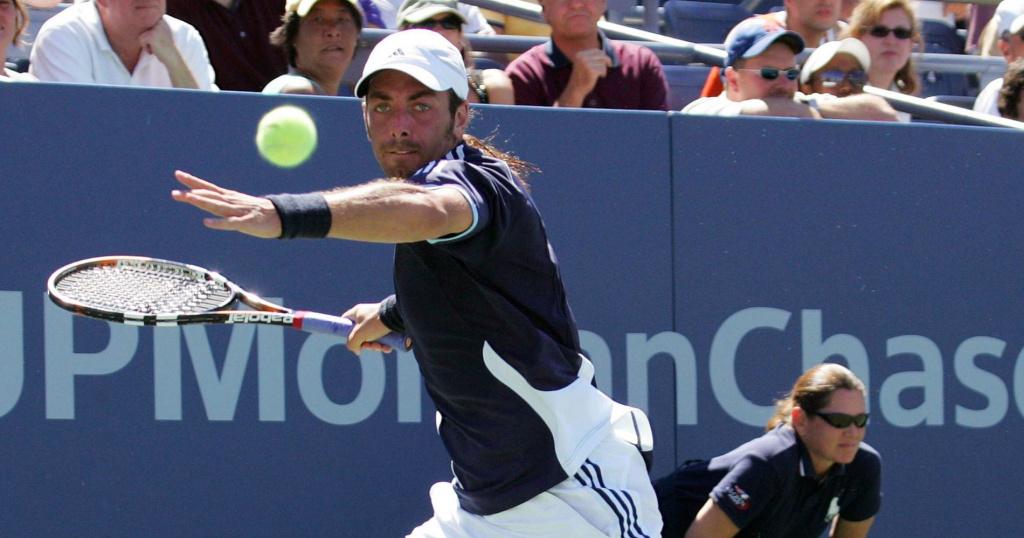 Nicolas Massu, 2005 US Open