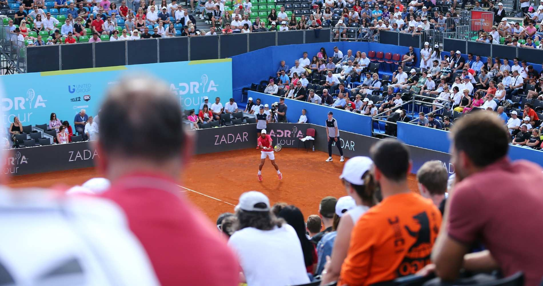 Novak Djokovic, Adria Tour 2020