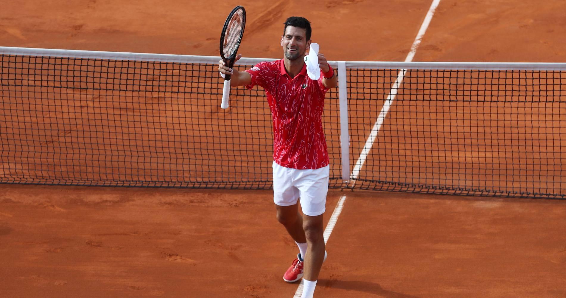 Novak Djokovic - Adria Tour
