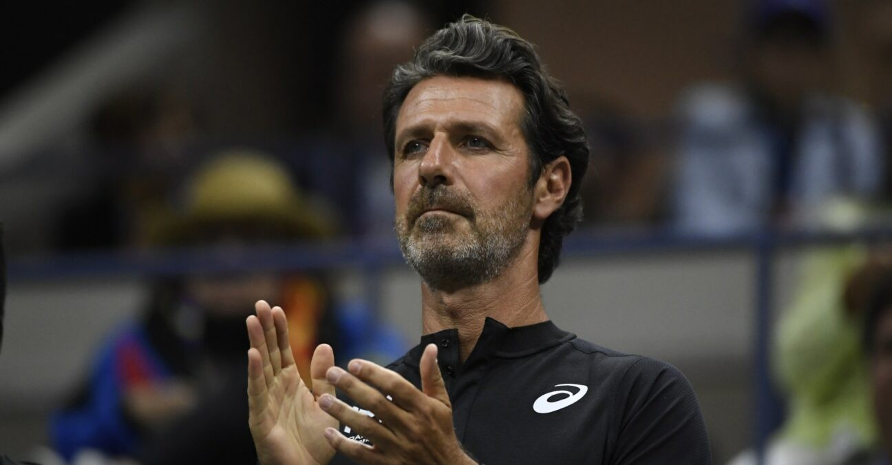 Patrick Mouratoglou, 2019 US Open