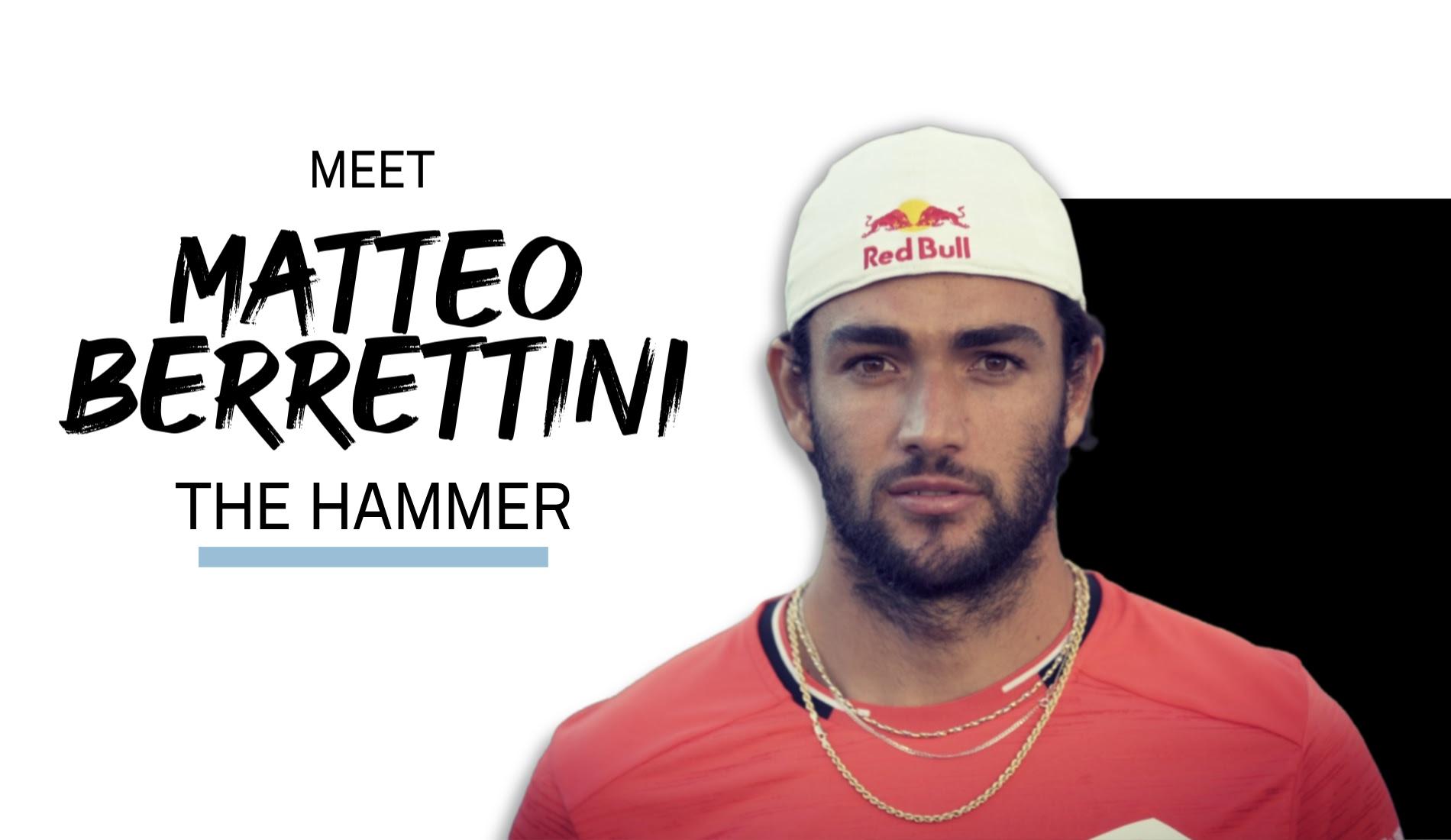 Matteo Berrettini - UTS