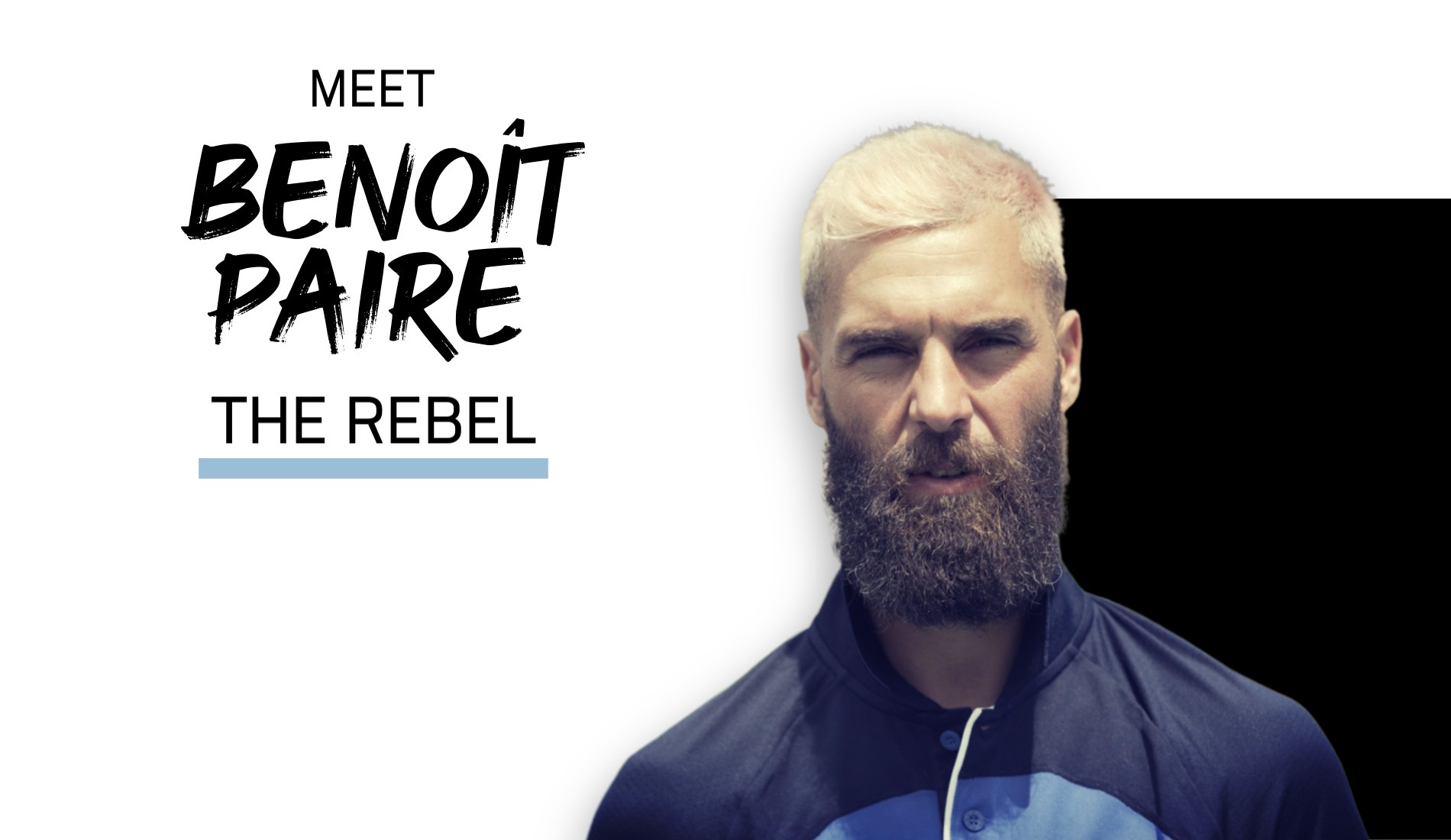 UTS1 : Benoît Paire (Portrait Une)