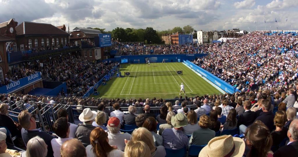Queen's - Tennis