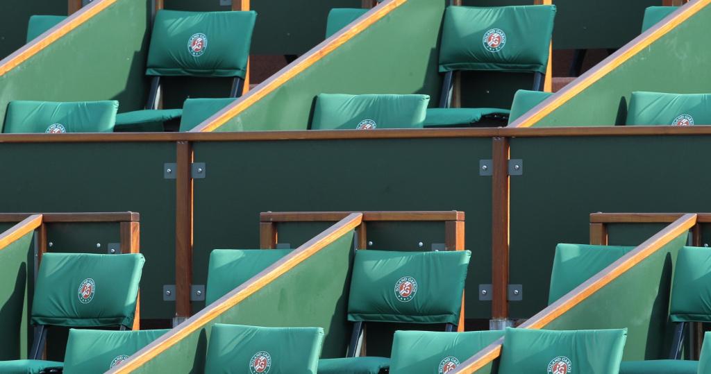 Roland-Garros, loges