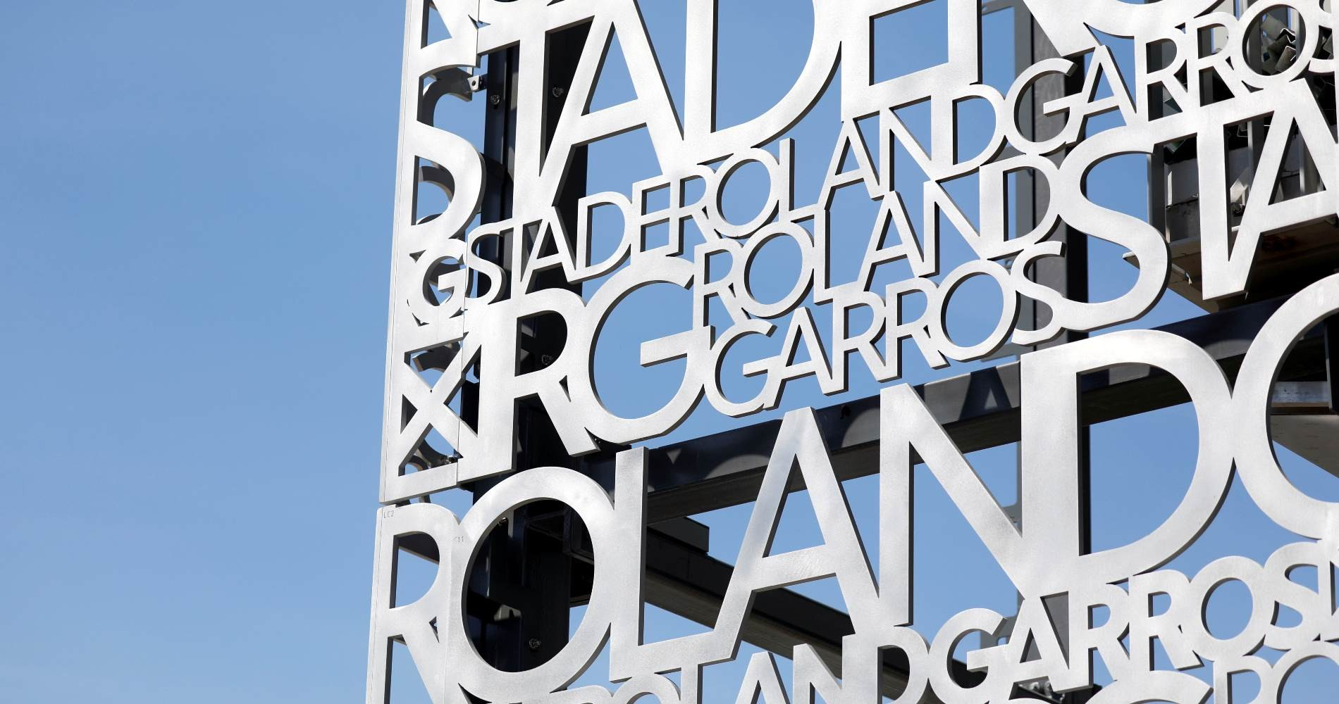 The site of Roland-Garros has been renovated during the last couple of years