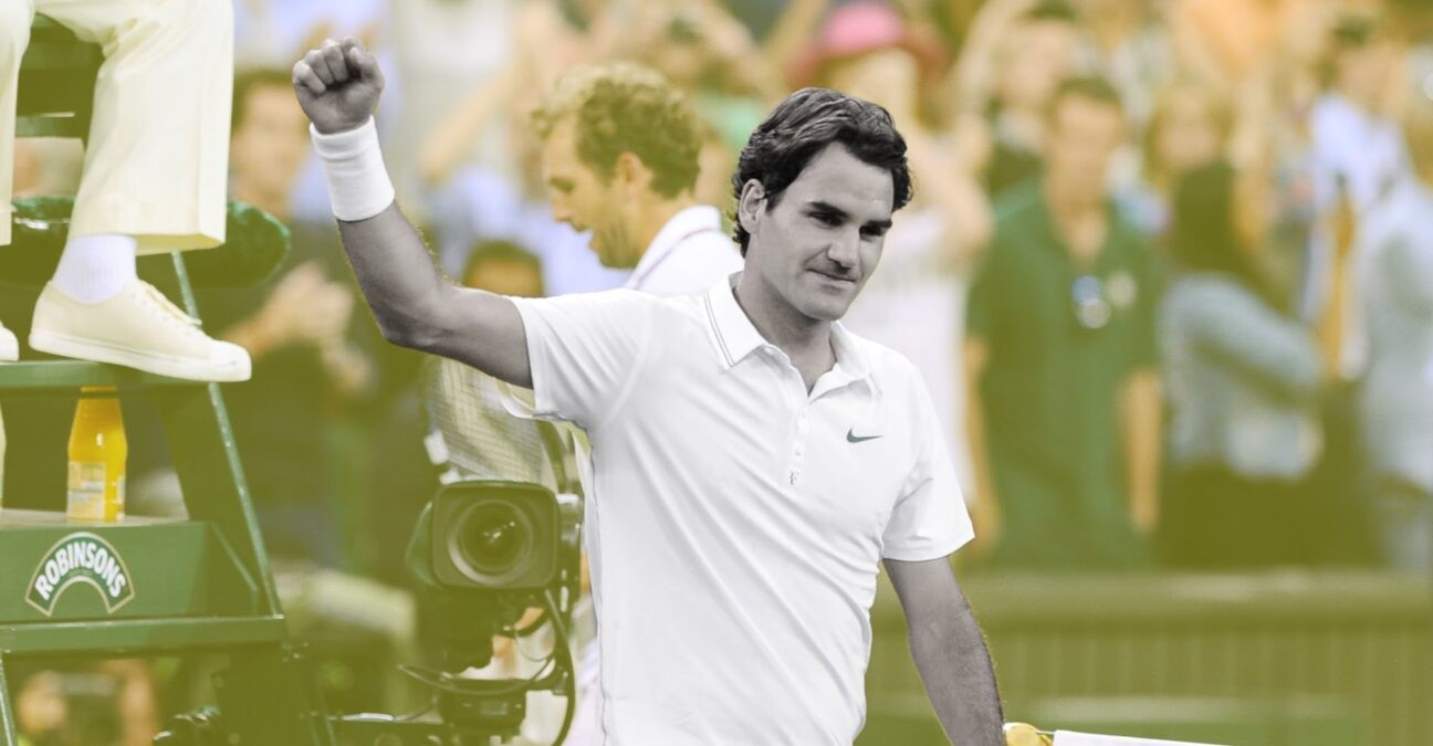 Roger Federer, Wimbledon - On this day 06/29