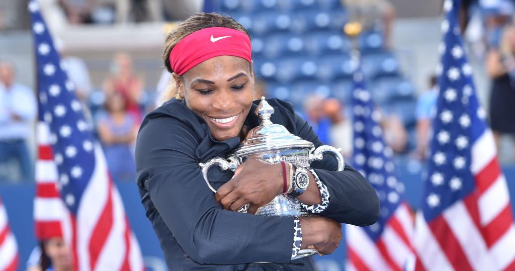Serena Williams, 2014 US Open winner