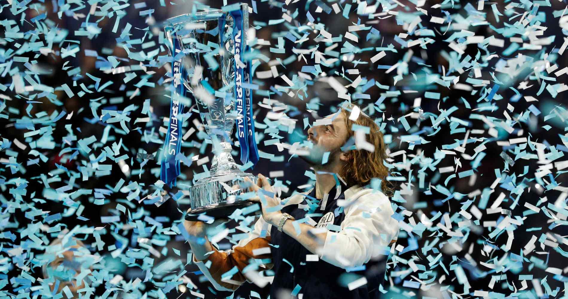Stefanos Tsitsipas, 2019 ATP Finals