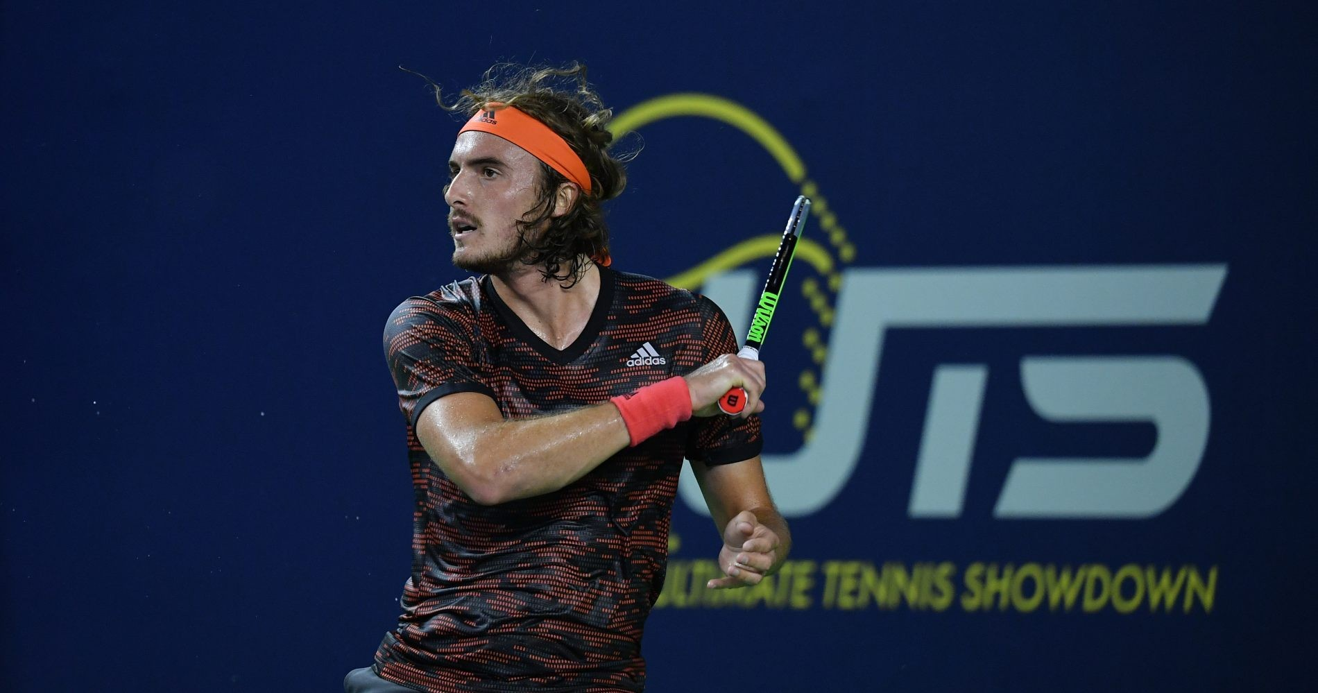 Tsitsipas leads Ultimate Tennis Showdown after Day 6