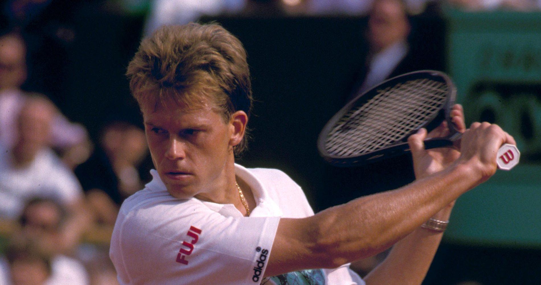 Stefan Edberg, 1989 French Open (Roland-Garros)
