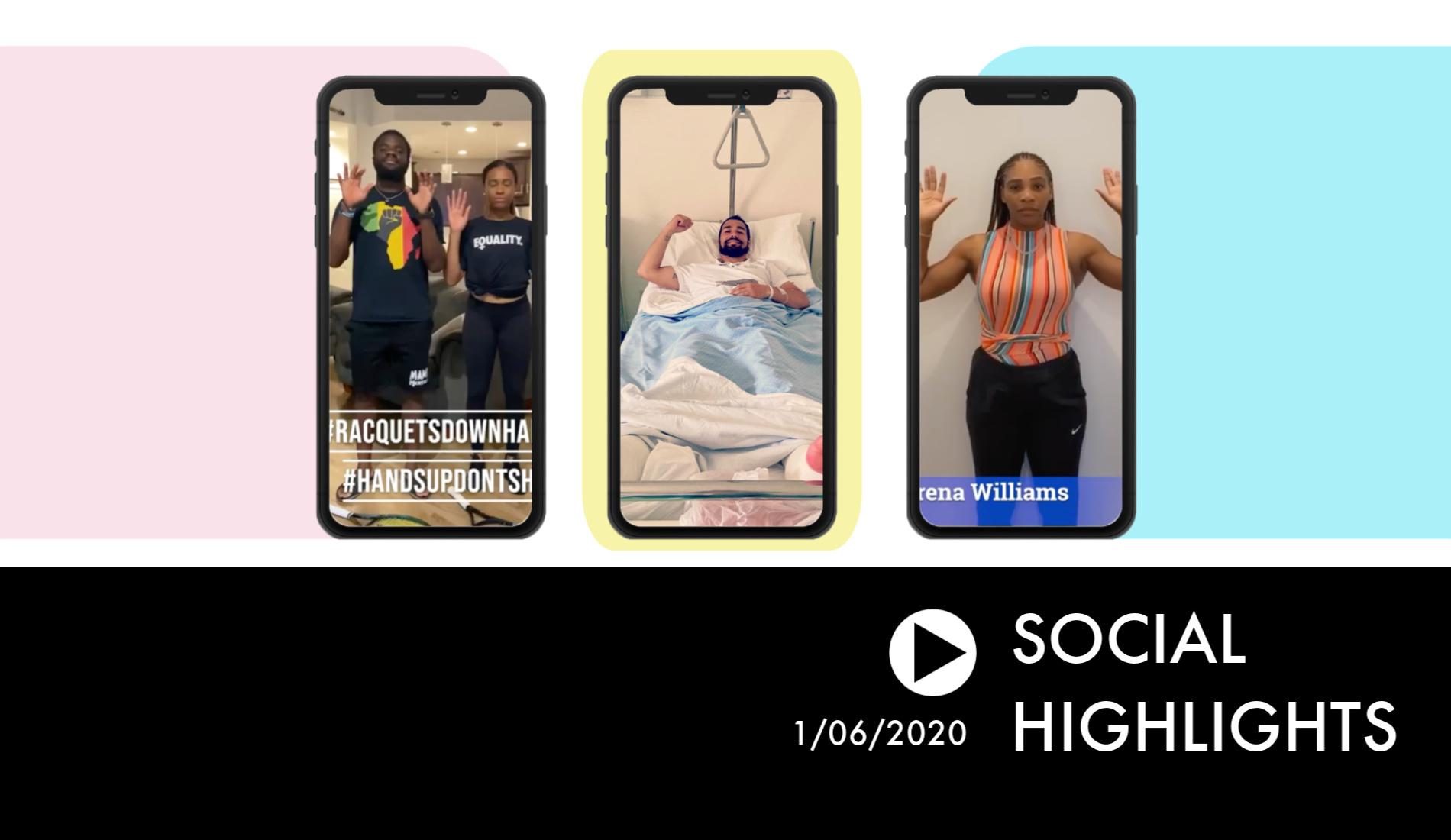 Social Highlights 1.06.20
