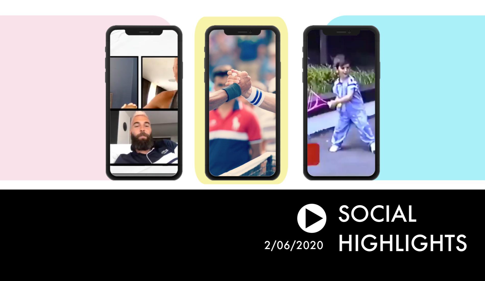 Social Highlights - 2.06.20