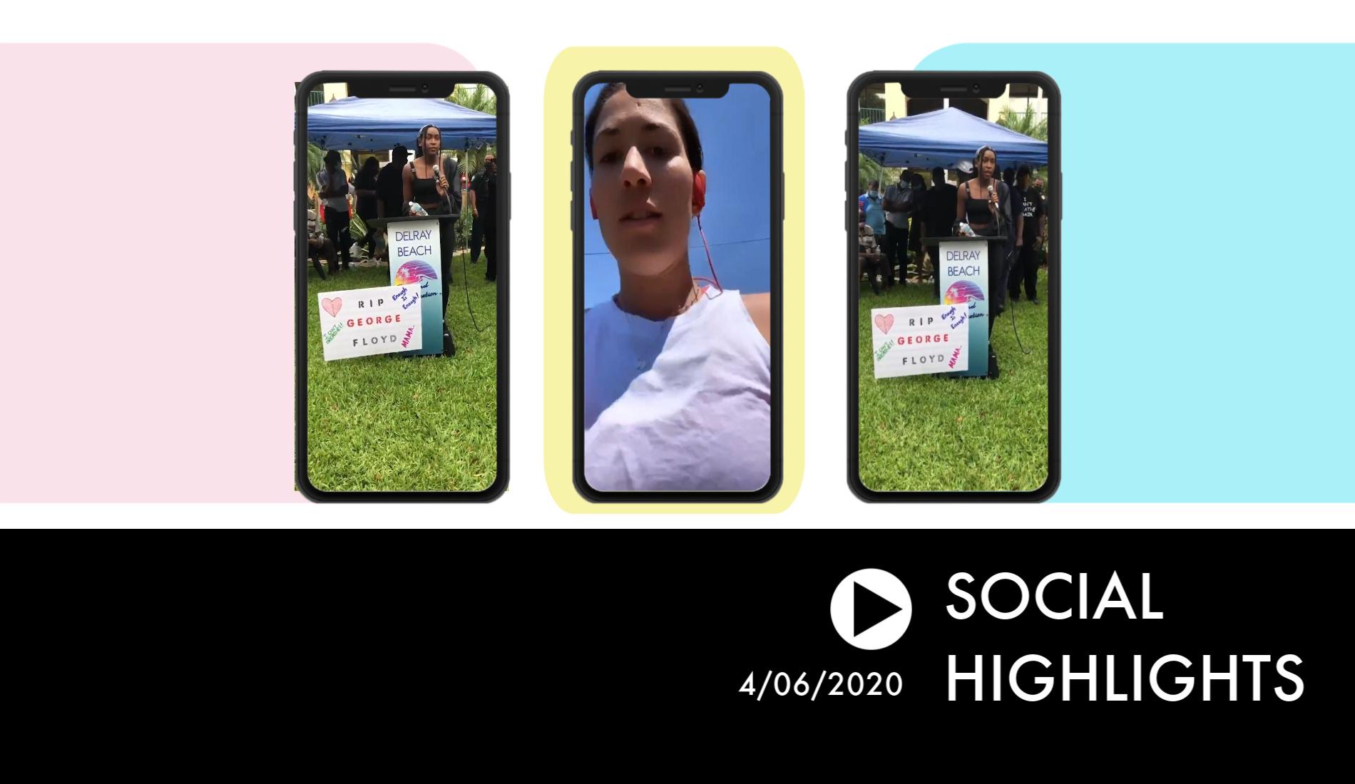 Social Highlights