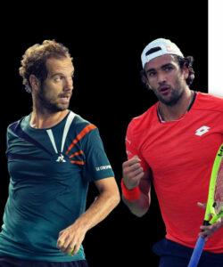 UTS1 - Day 5: Richard Gasquet vs Matteo Berrettini