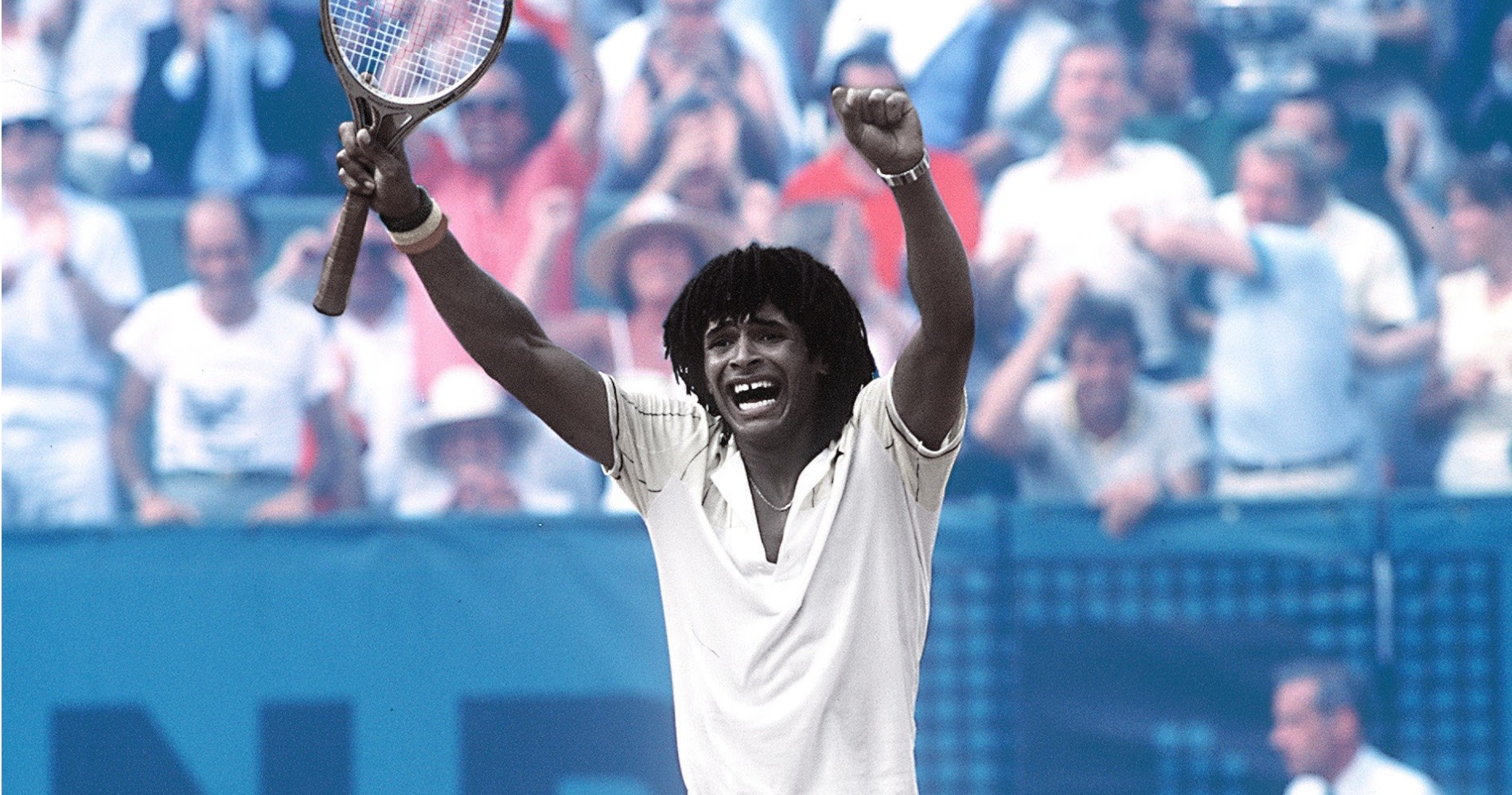 Yannick Noah won the French Open on June, 5, 1983.
