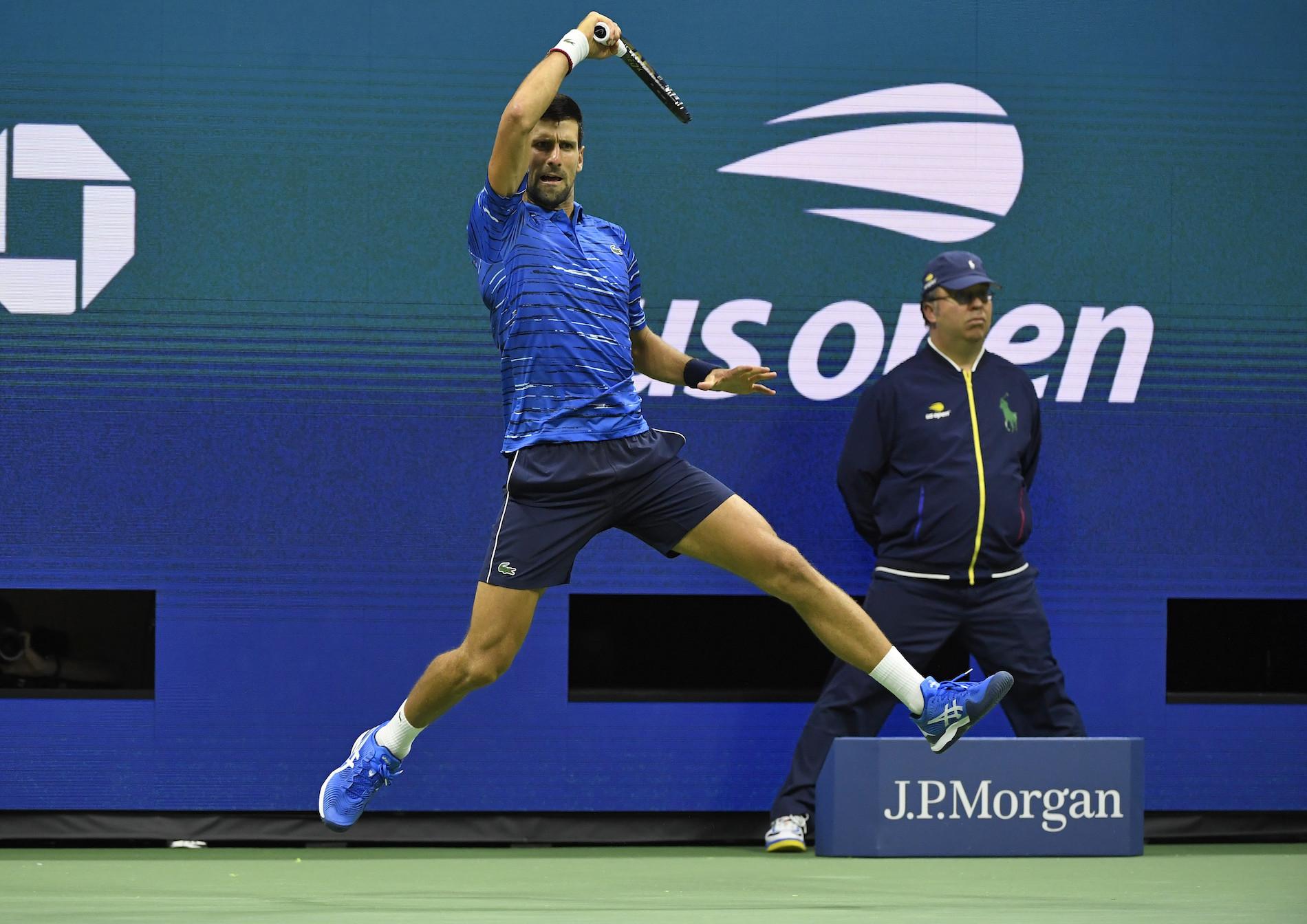 US Open - Novak Djokovic