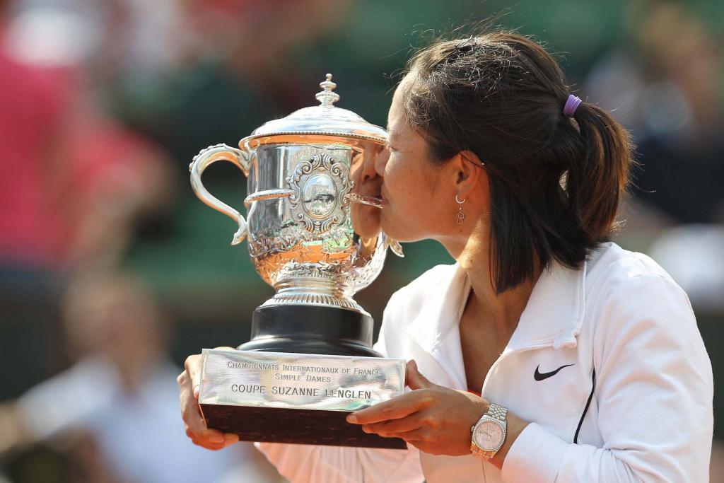 Li Na - Roland-Garros
