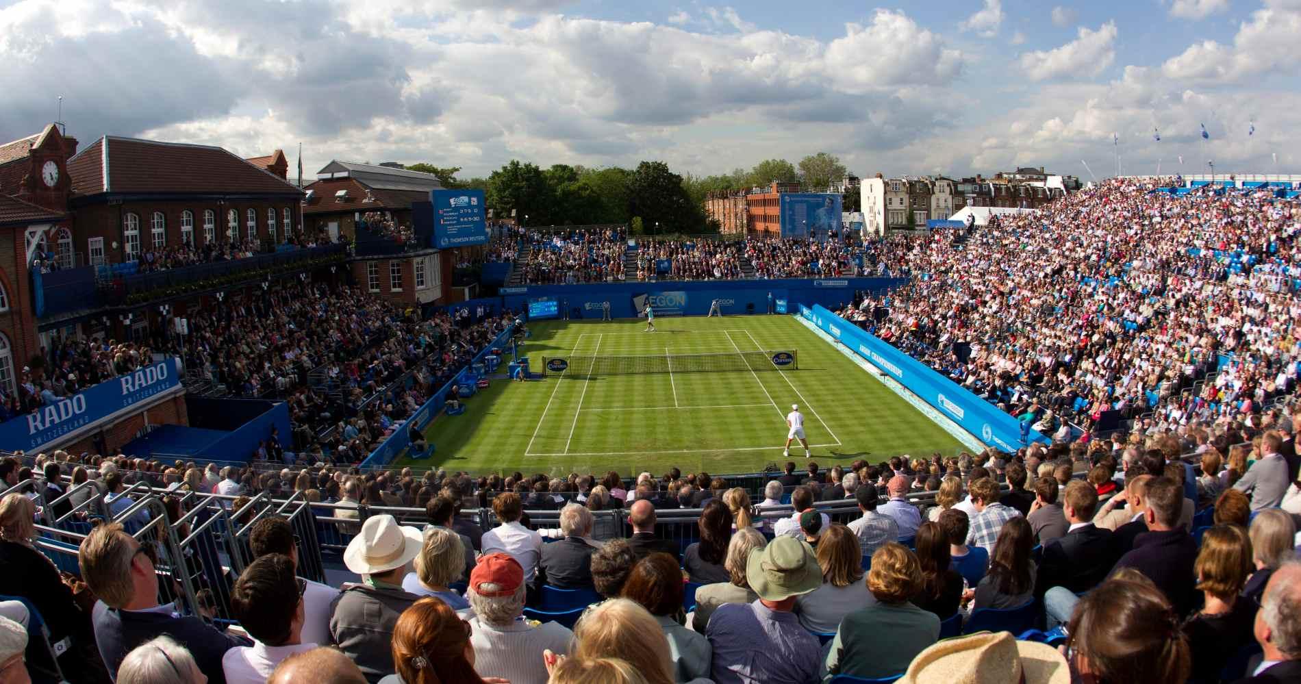 Queen's Tennis