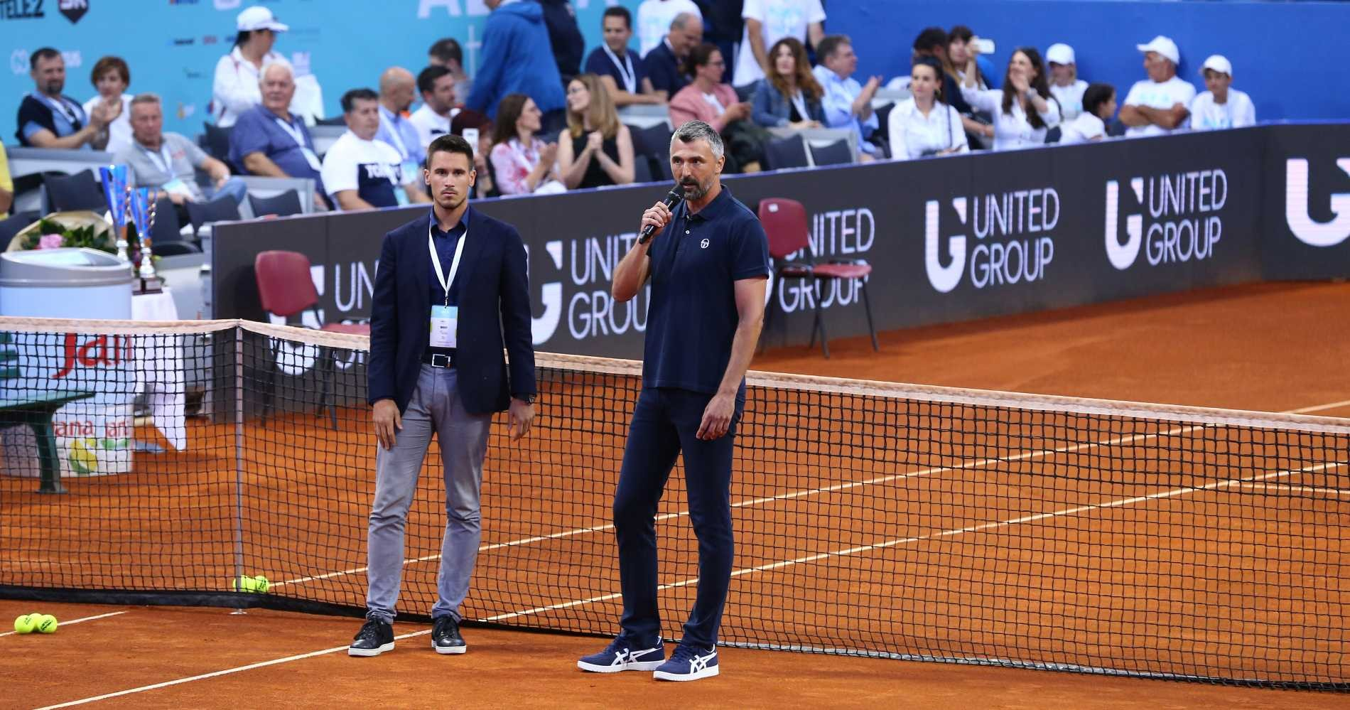 Goran Ivanisevic - Adria Tour