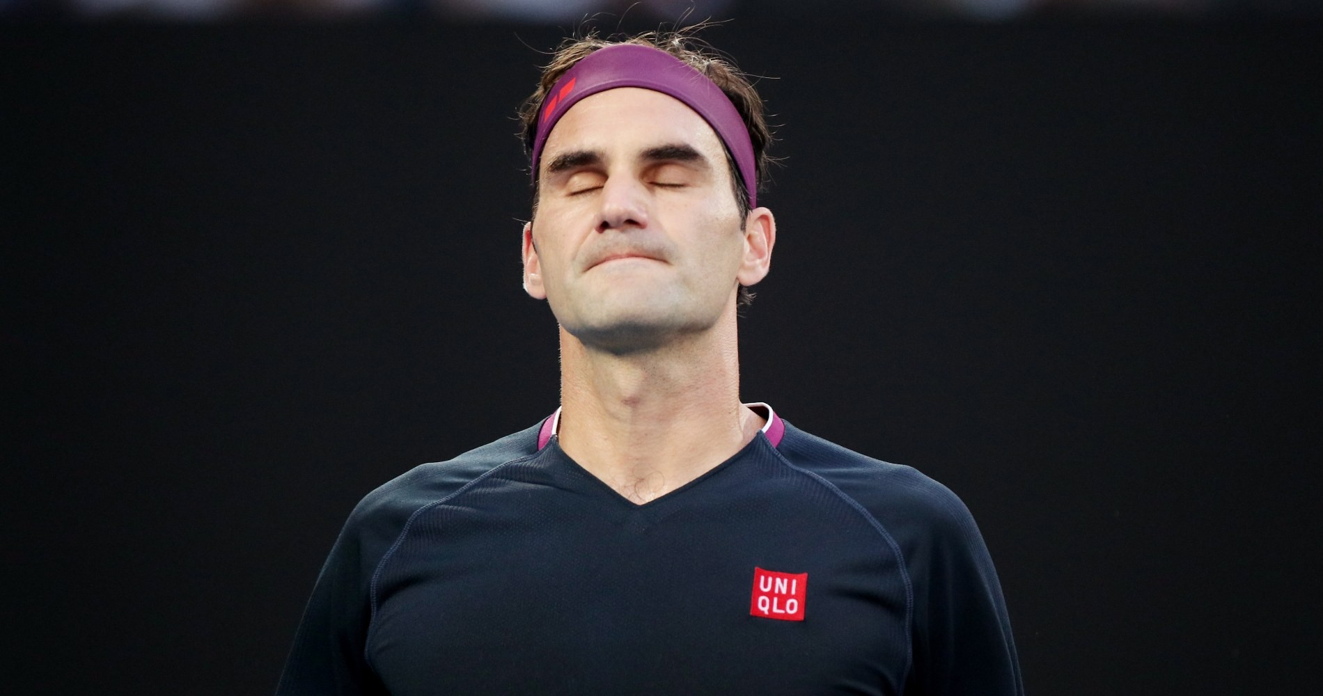 Roger Federer, 2020 Australian Open