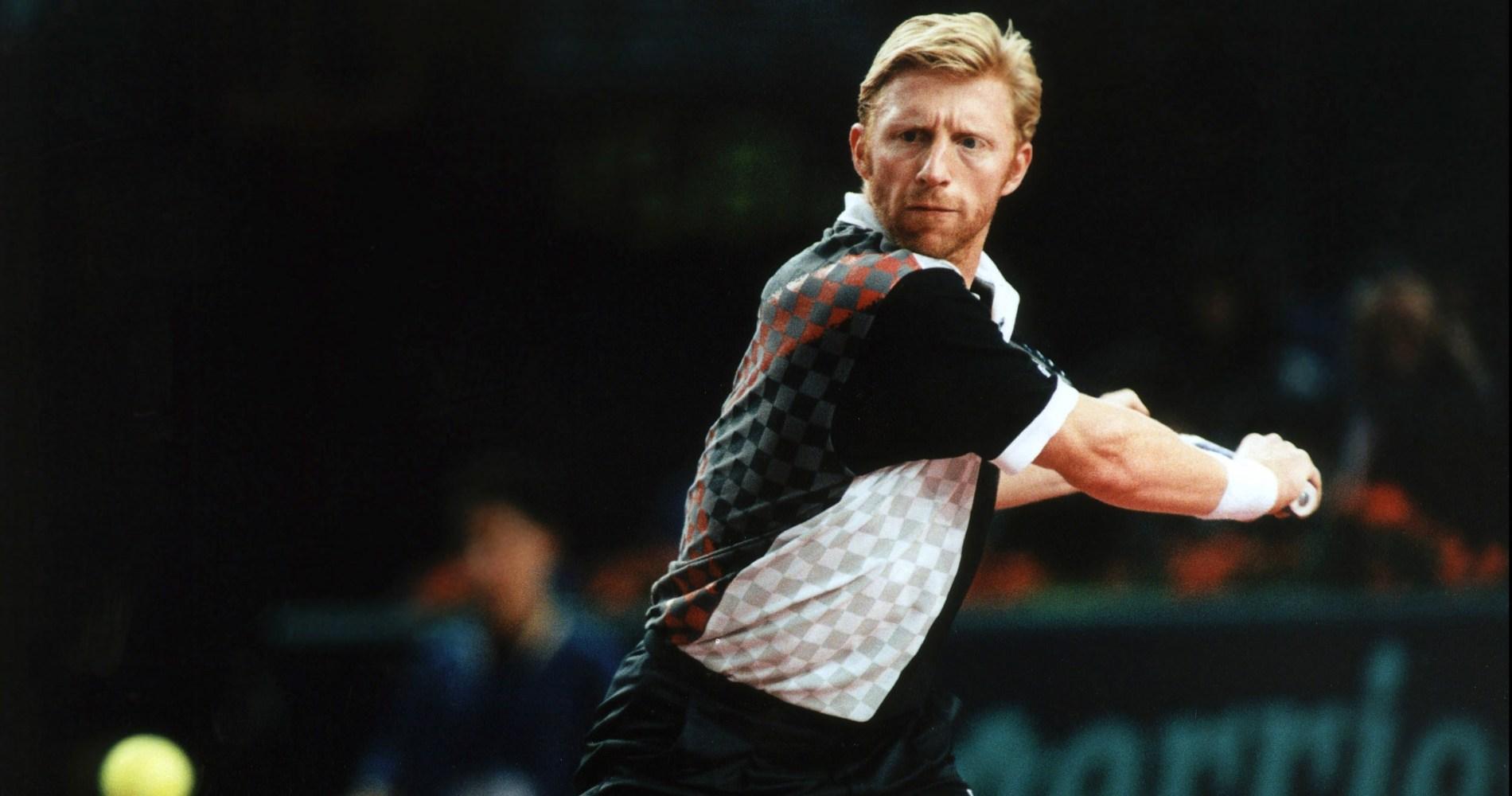 Boris Becker - Coupe Davis