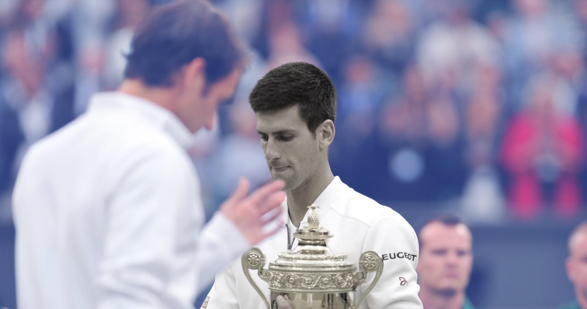 On this day: Novak Djokovic vs Roger Federer, Wimbledon 2015