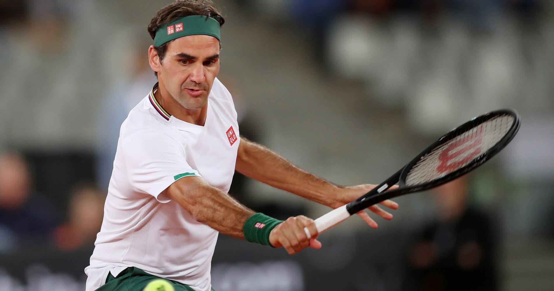 Roger Federer - Suisse
