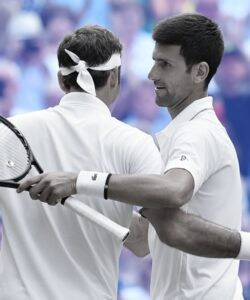 Federer - Djokovic