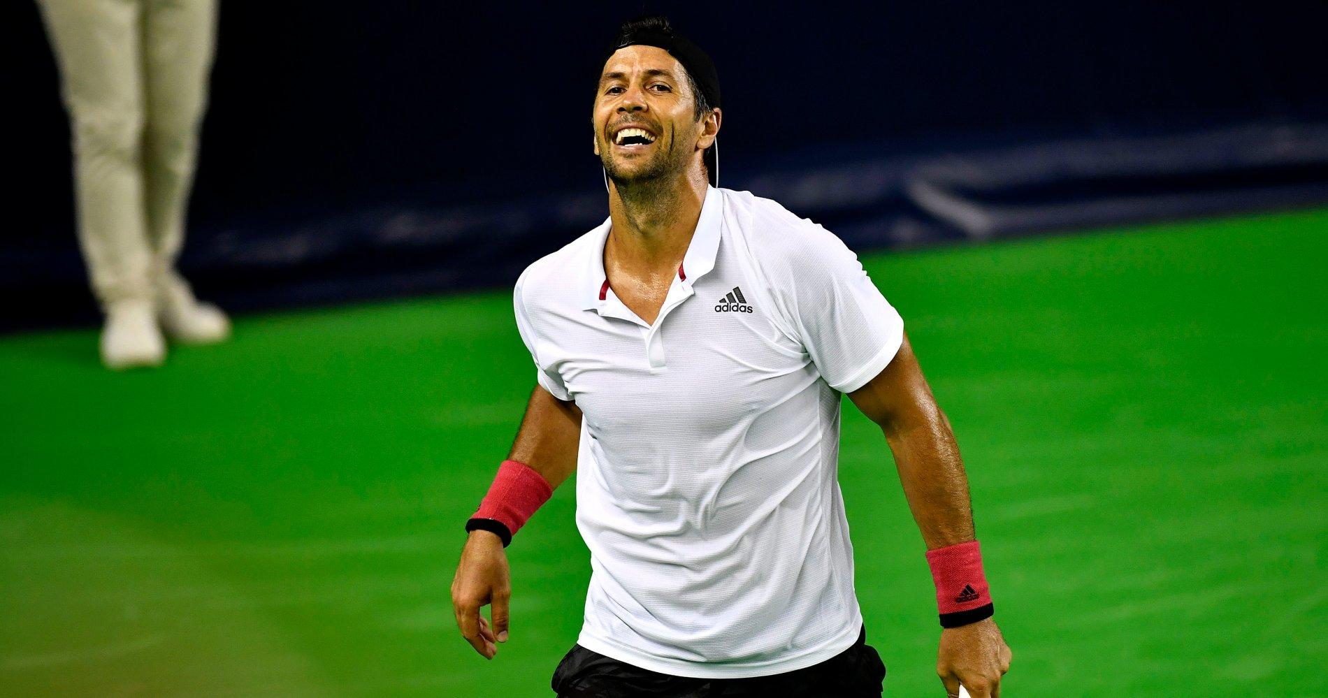 Fernando Verdasco won against Paire - UTS 2 - July 26 2020