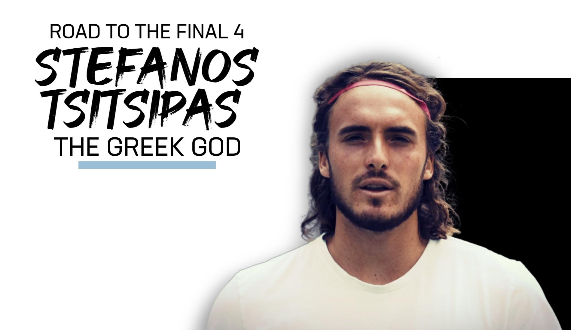 UTS - Road to the Final 4: Stefanos Tsitsipas