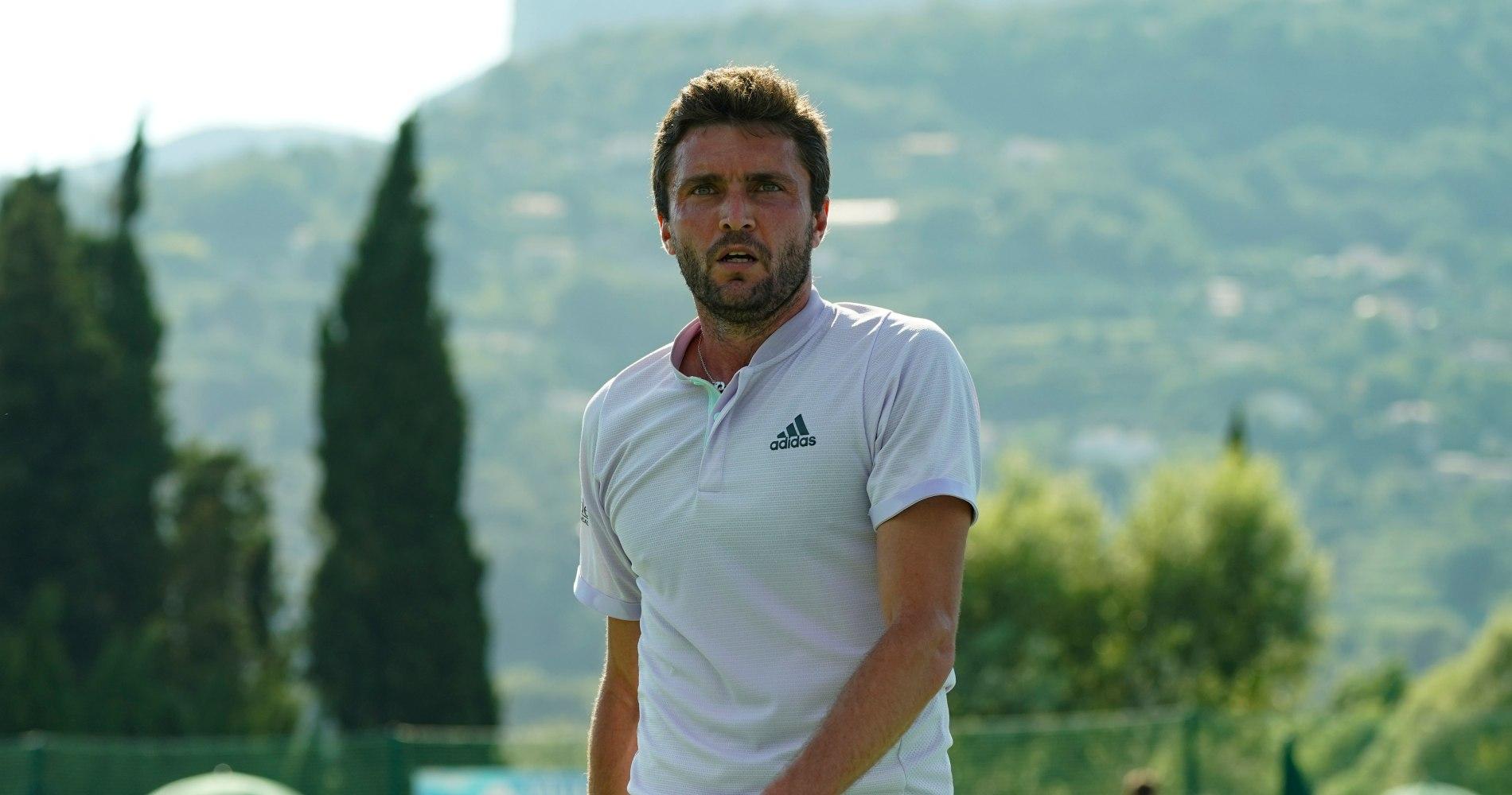 Gilles Simon, Challenge Elite FFT 2020