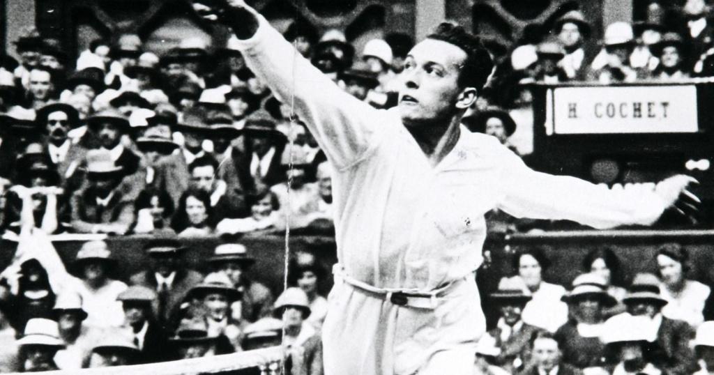 Henri Cochet, Wimbledon 1939
