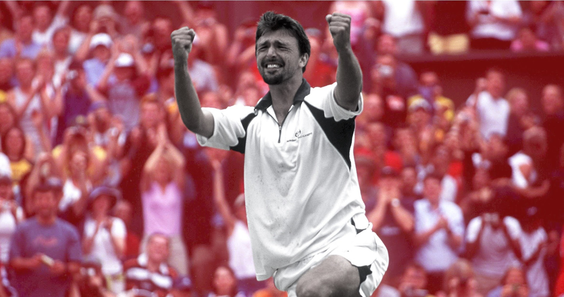 Goran Ivanisevic On this Day 2001