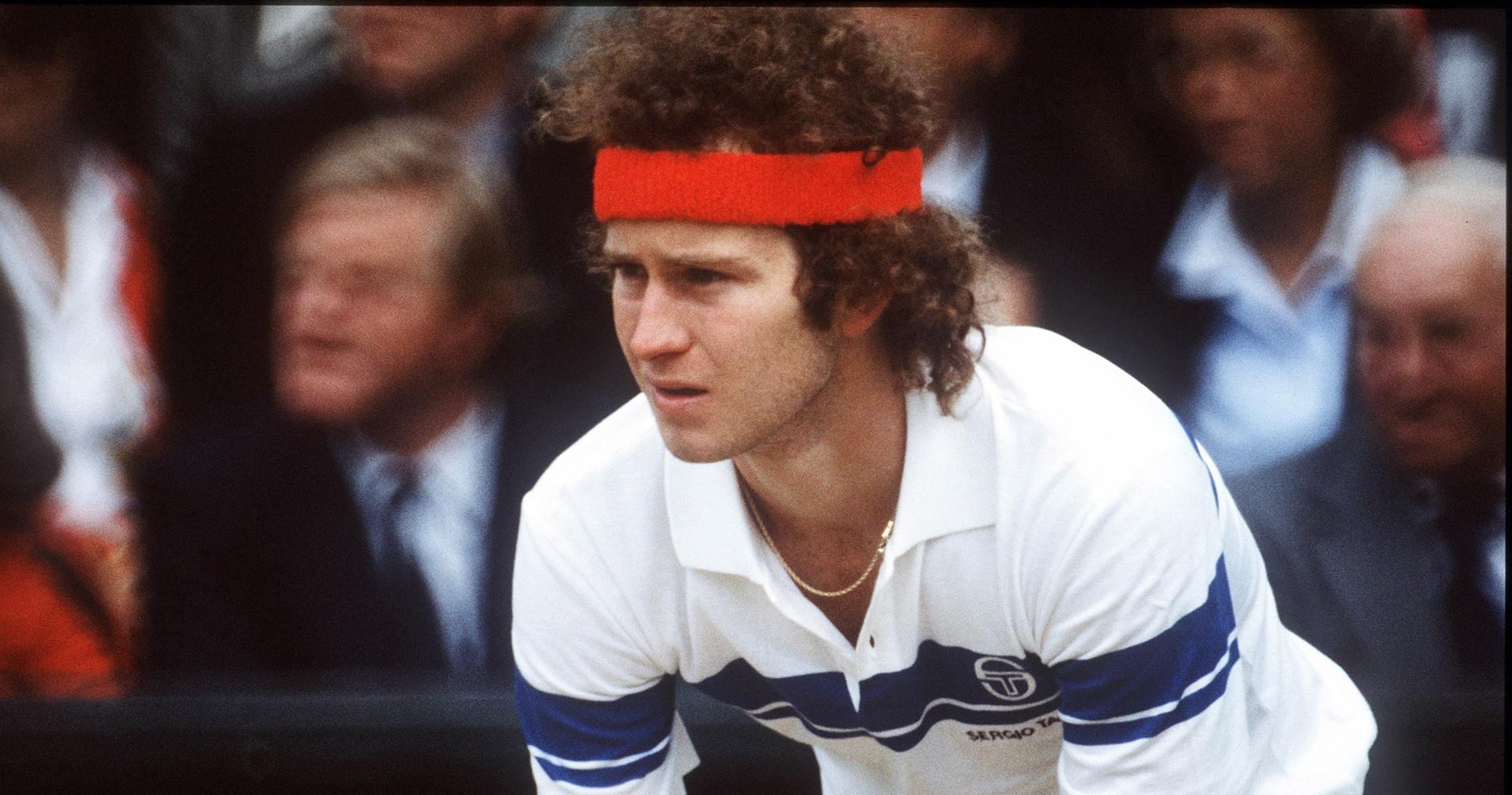 John McEnroe - Coupe Davis