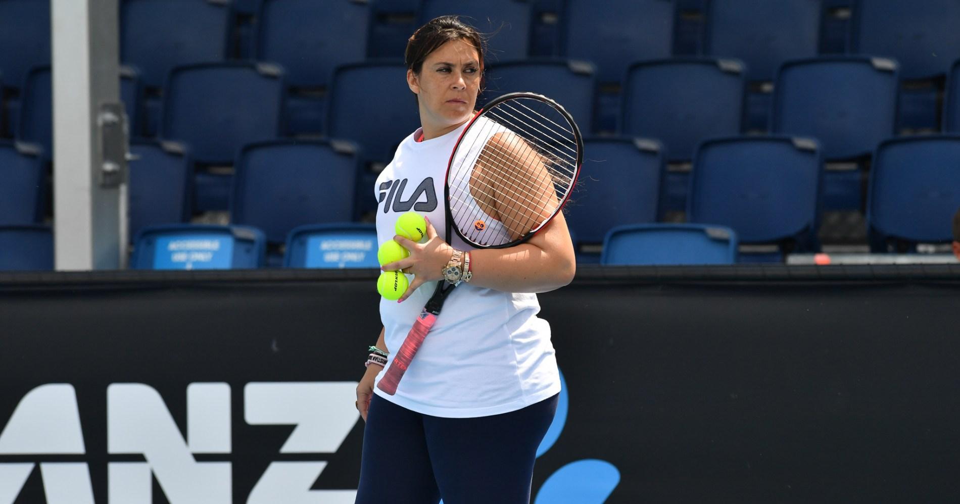 Marion Bartoli - Roland-Garros