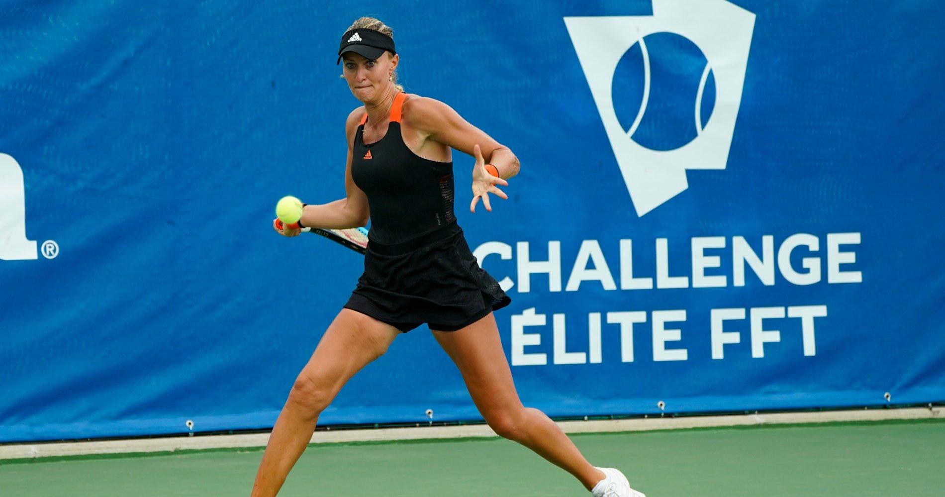 Kristina Mladenovic - FFT