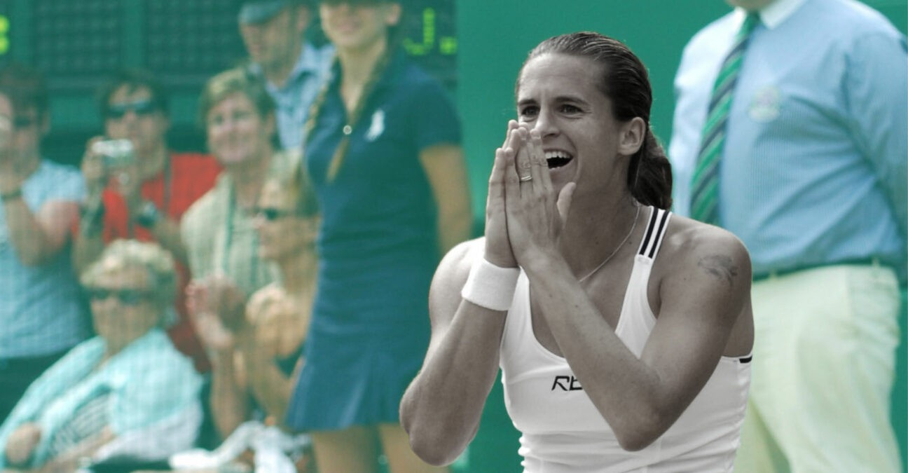Amélie Mauresmo, On this day 07/08