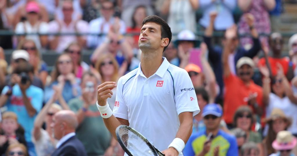 Novak Djokovic, 2015 Wimbledon
