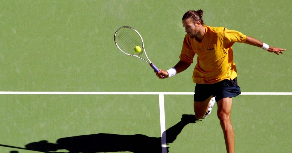 Patrick Rafter - On this day
